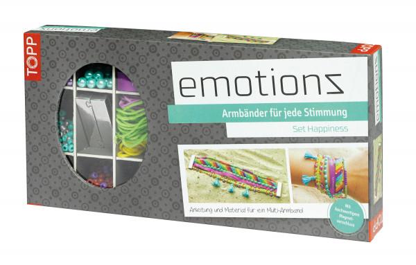 Emotionz Armbänder Set Happiness