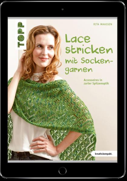 Lace stricken mit Sockengarnen (eBook)